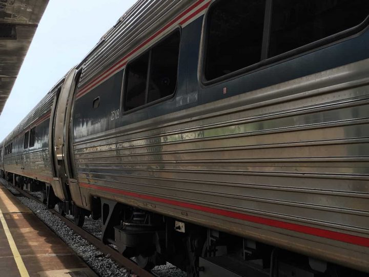 Amtrak Crescent Review: From New Orleans to New York City