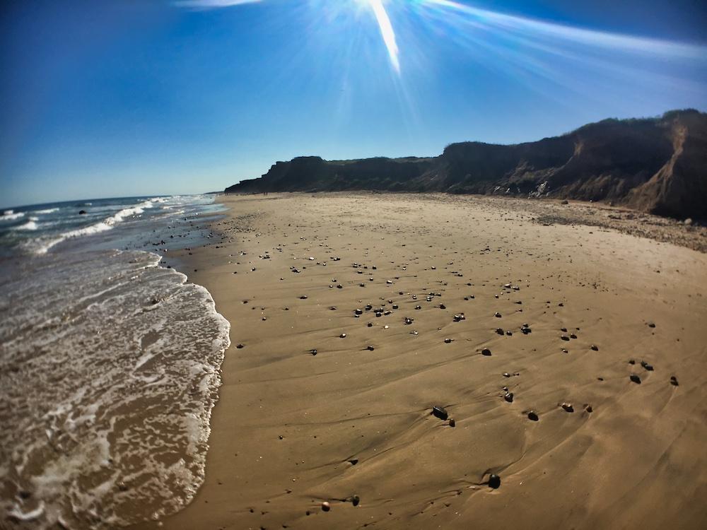 Montauk Weekend - Beach View