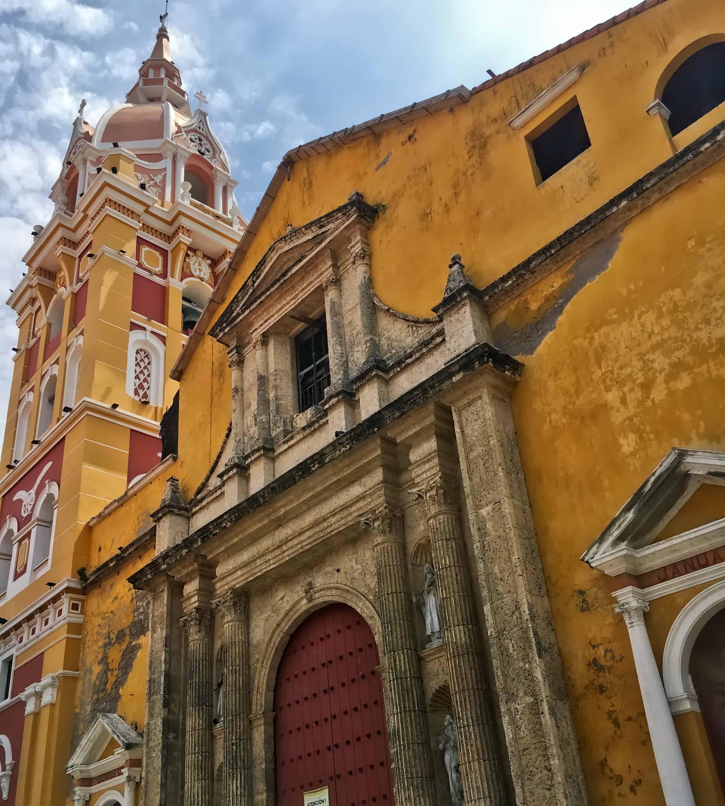 Exploring Old Town Cartagena