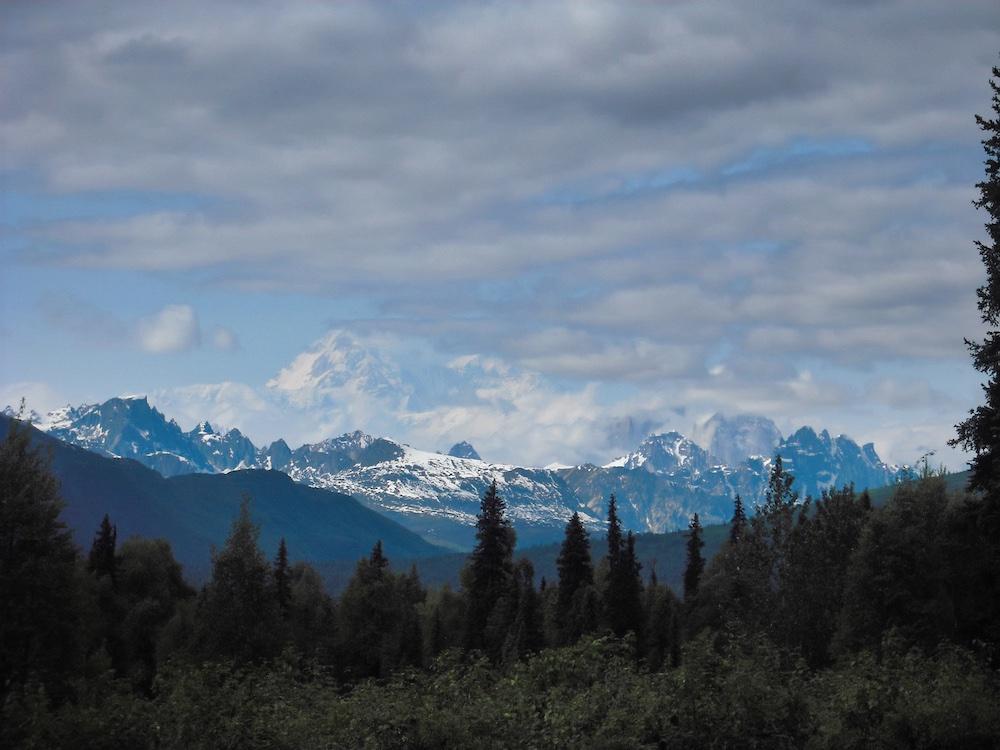 Denali Viewpoints - Alaska Veteran's Memorial