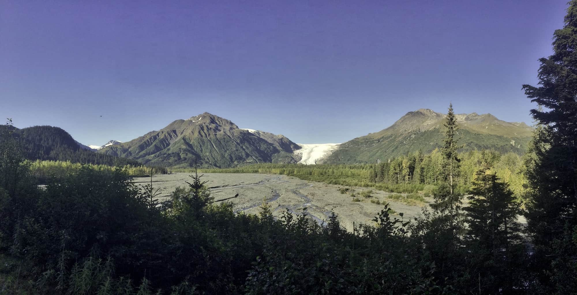Exit Glacier Valley