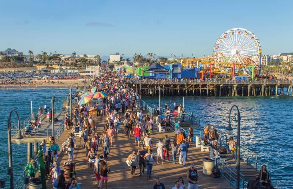 LA One Day Itinerary - Santa Monica