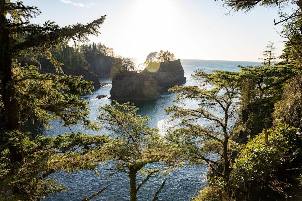 Washington Coast Road Trip - Cape Flattery