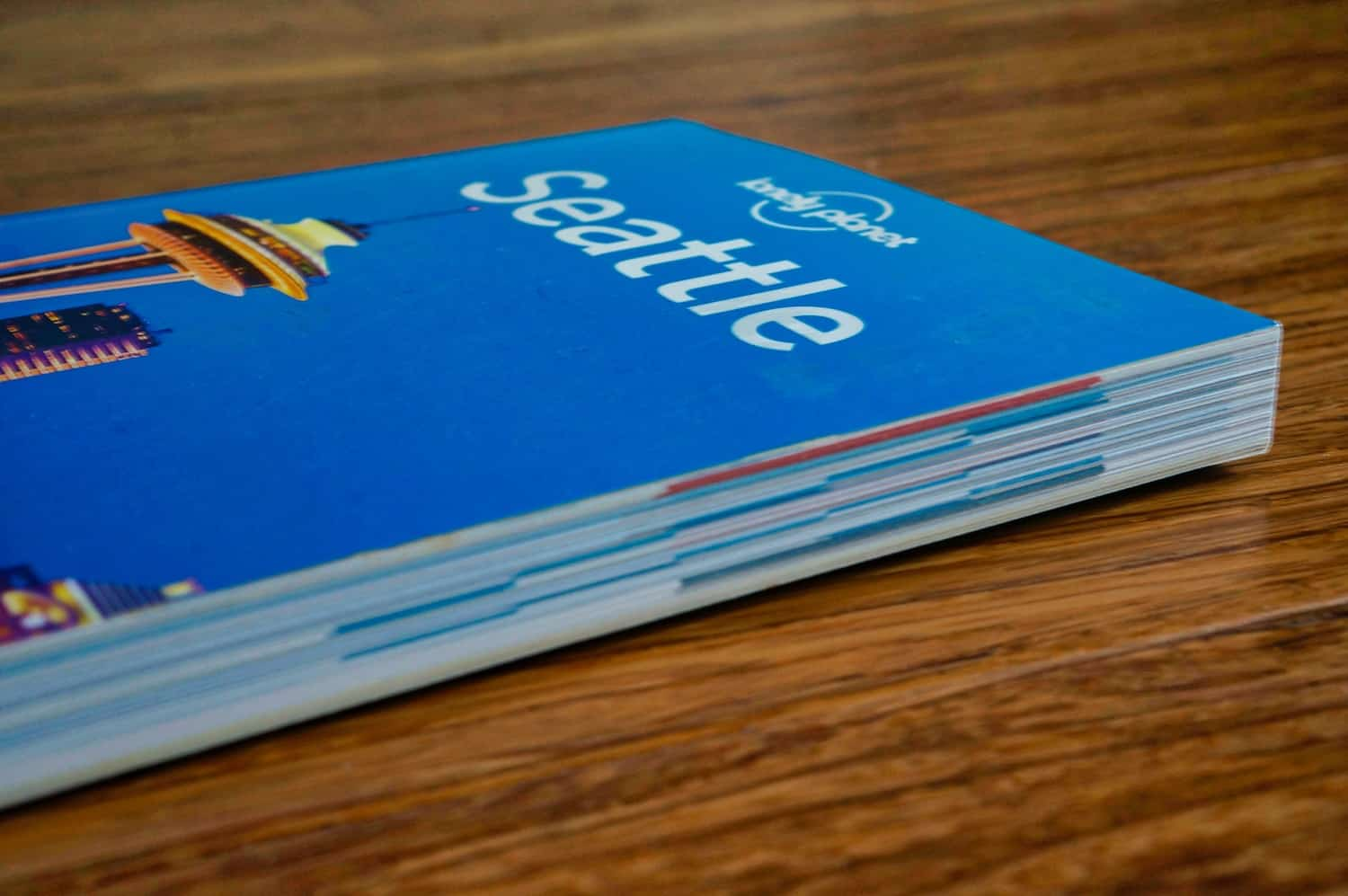 How to Use a Travel Guidebook: Understand the Organization