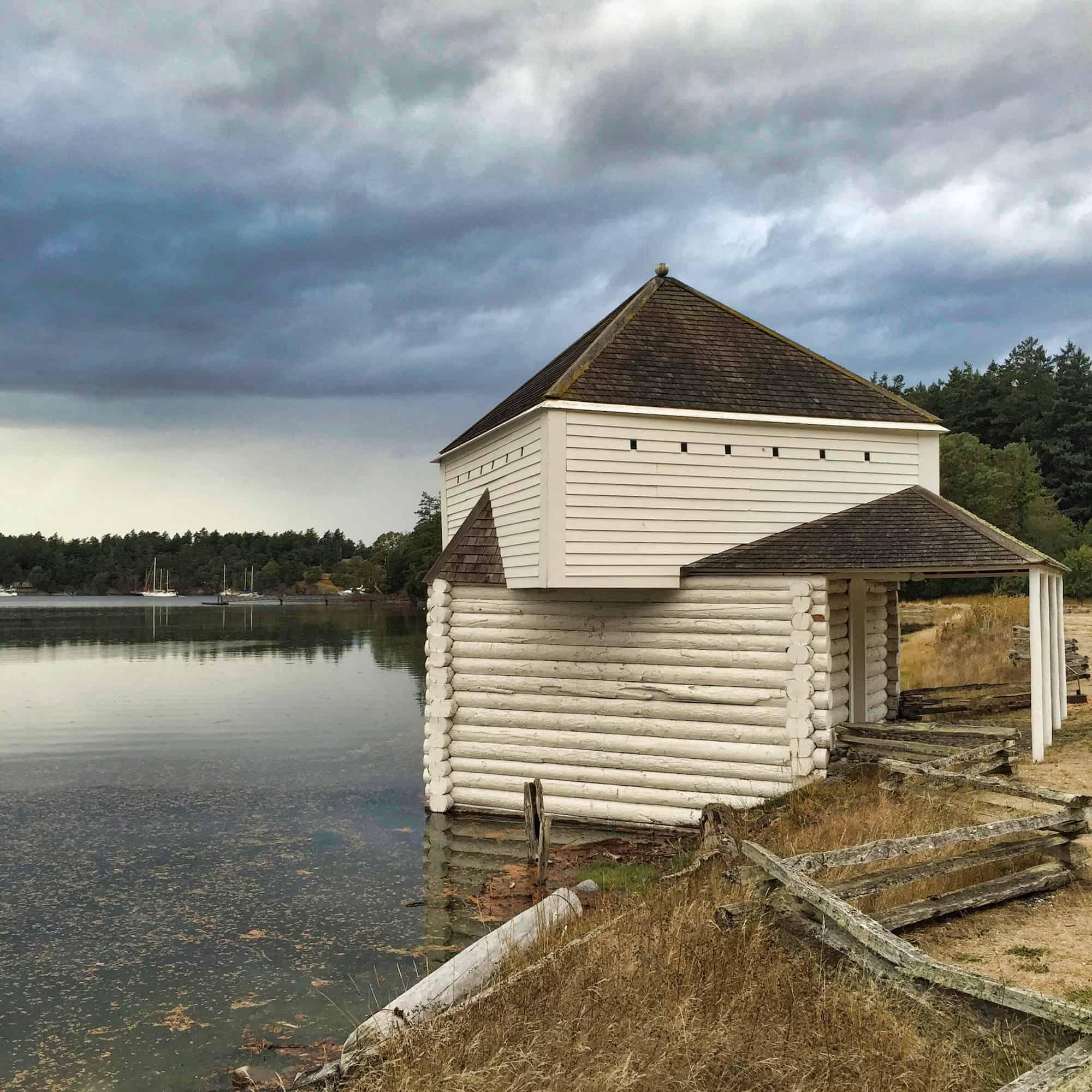 Visit San Juan Island - English Camp