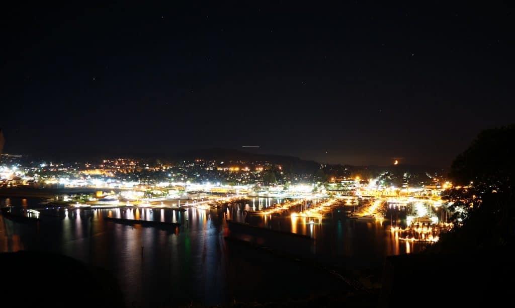 Anacortes Travel Guide - Stargazing from Cap Sante