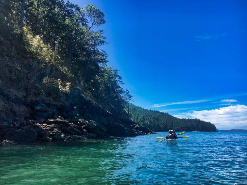 Anacortes Travel Guide - Kayaking