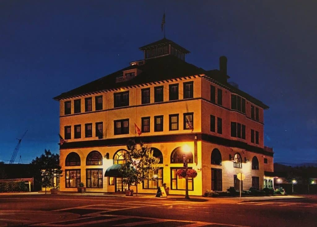 Anacortes Travel Guide - McNaught Building