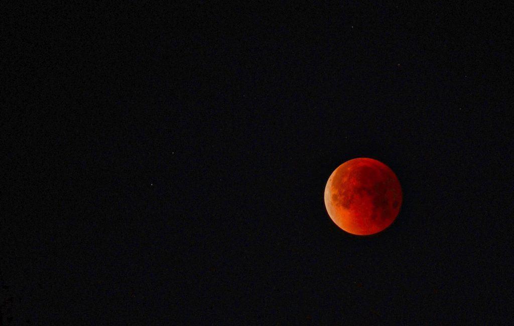 2018 Recap - January - Lunar Eclipse