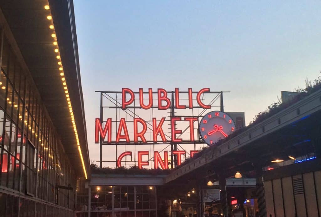 3 Days in Seattle - Pike Place Market
