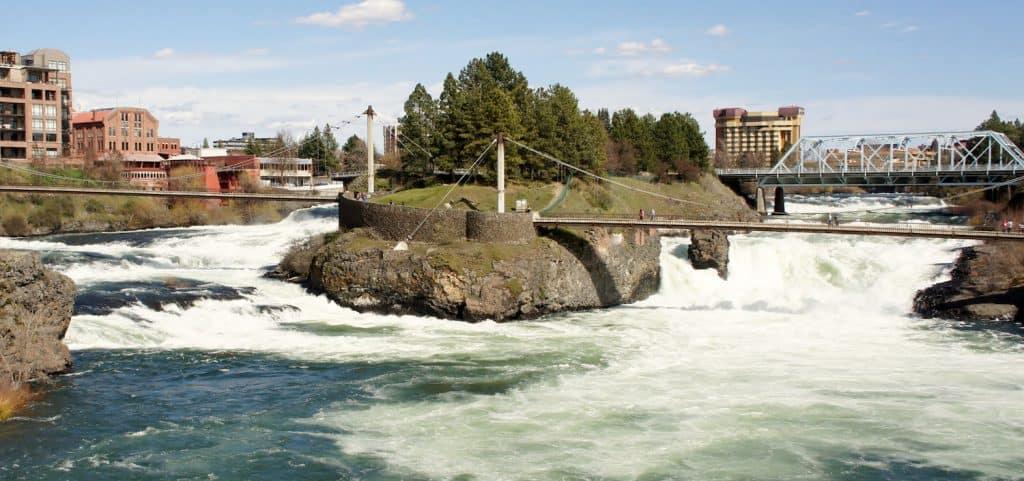 Spokane - Tracy Hunter via Flickr
