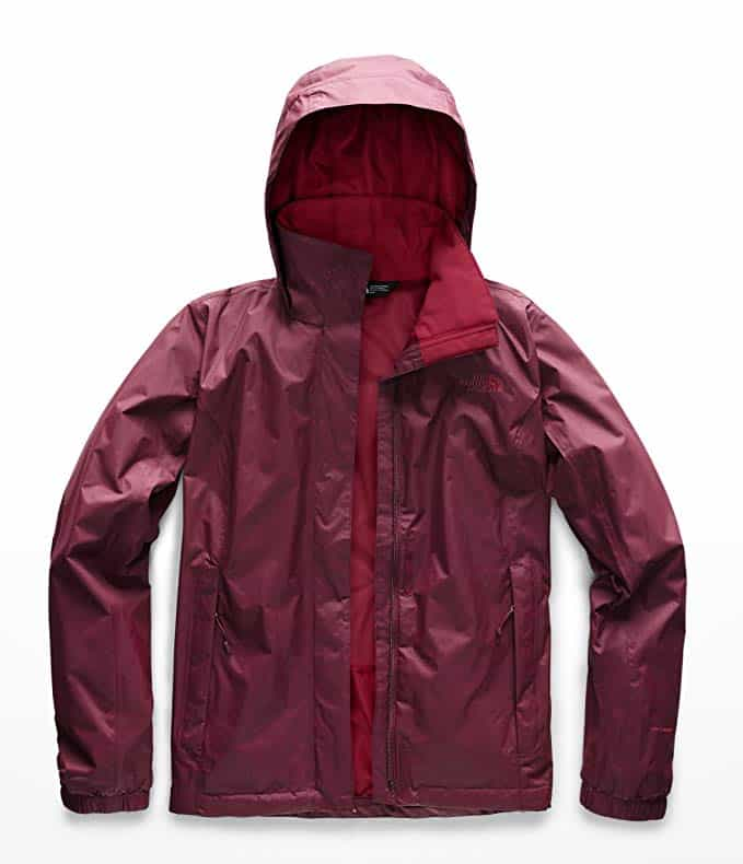 North Face Rain Shell