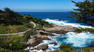 3 Days in Carmel - Coastline