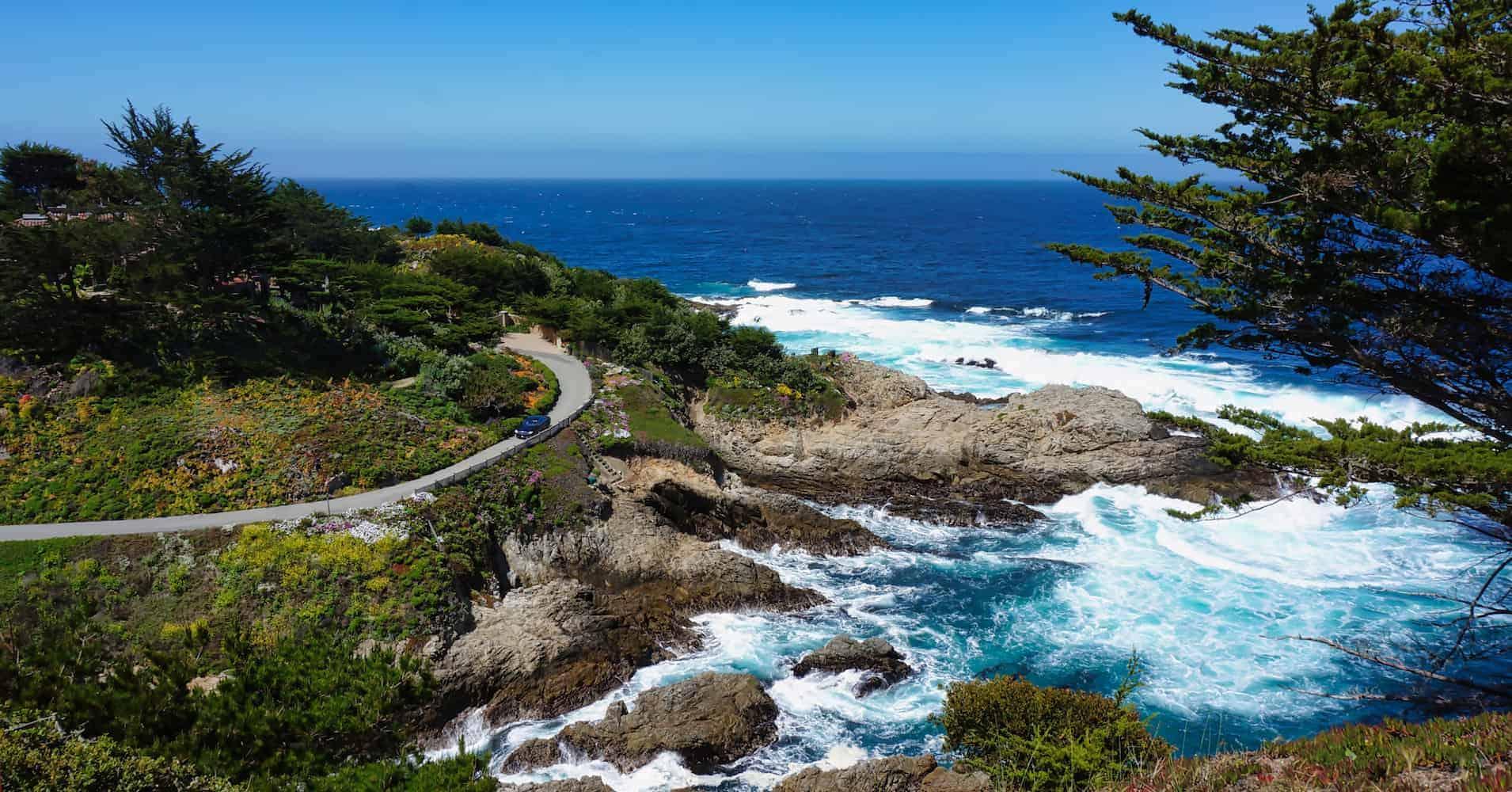 3 Days in Carmel - Coastline