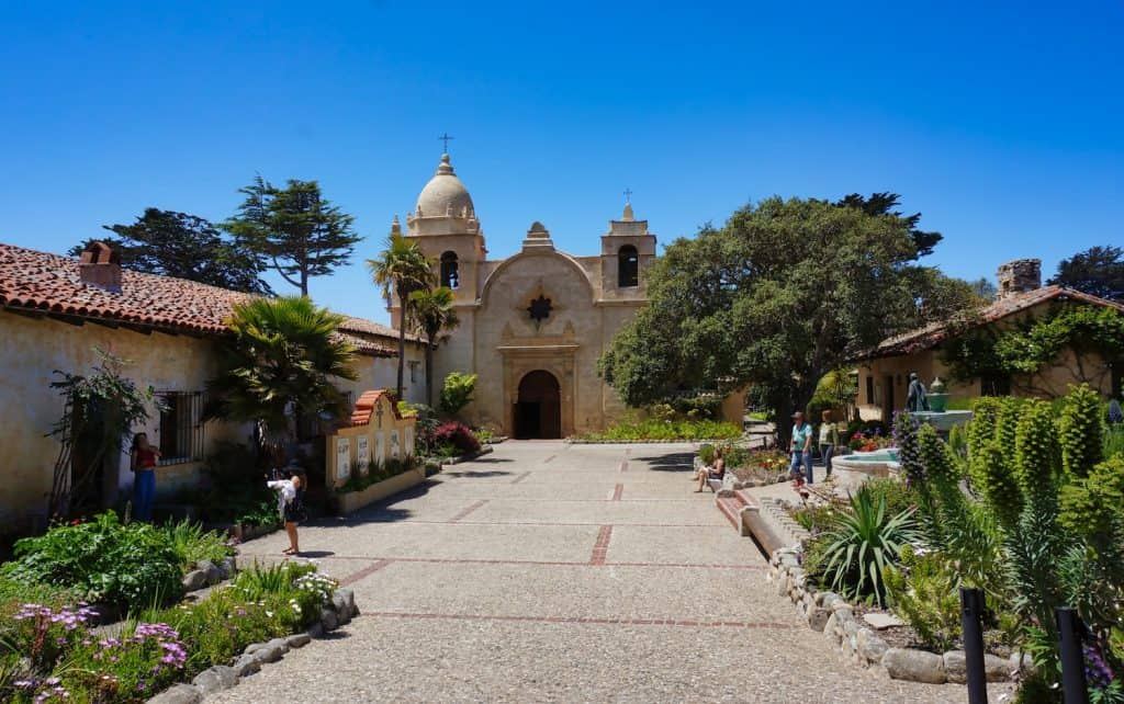3 Days in Carmel - Carmel Mission