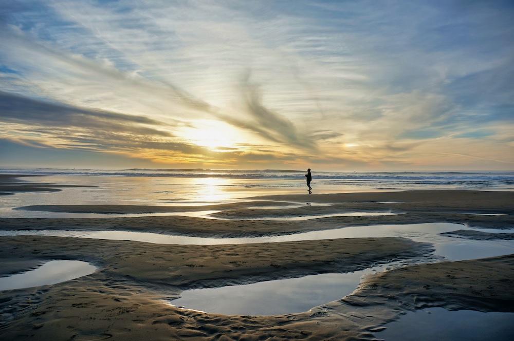 3 Days in San Francisco - Ocean Beach