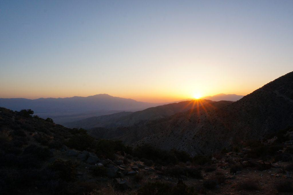 Joshua Tree Weekend Itinerary - Keys View