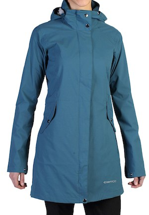 Pack for Travel: Rain Coat