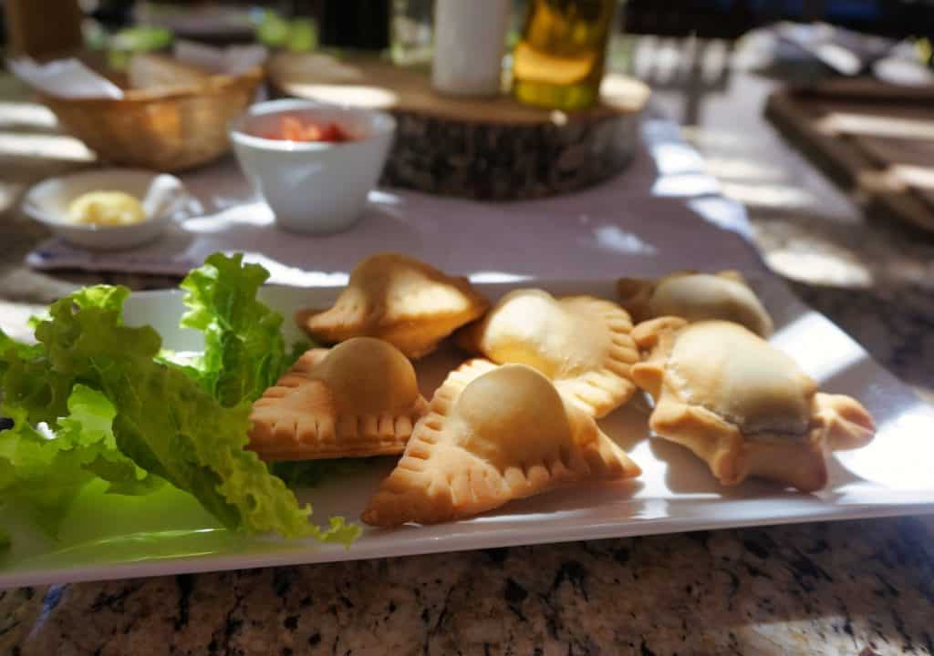 Chilean Food - Mixed Empanadas