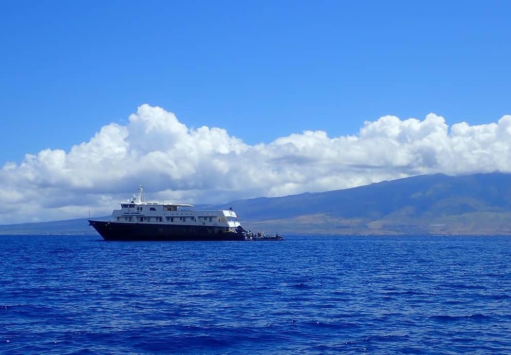 UnCruise Hawaii - Safari Explorer