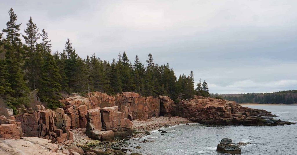 Acadia National Park Hero