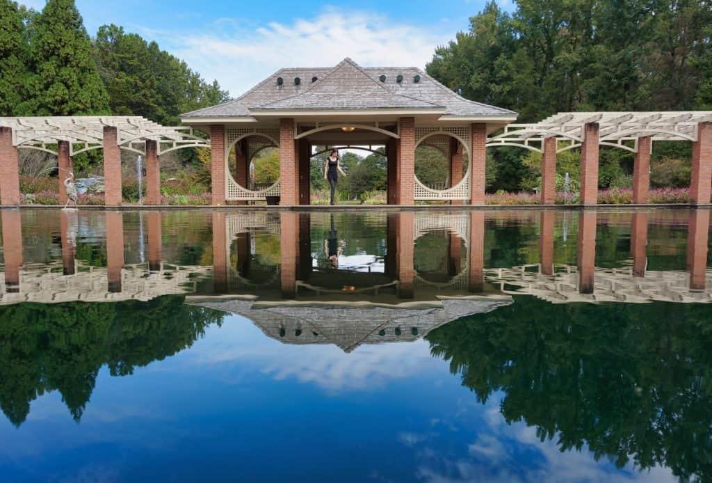 Huntsville - Botanical Garden