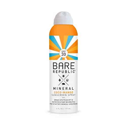 Pack for Hawaii - Reef-Safe Sunscreen