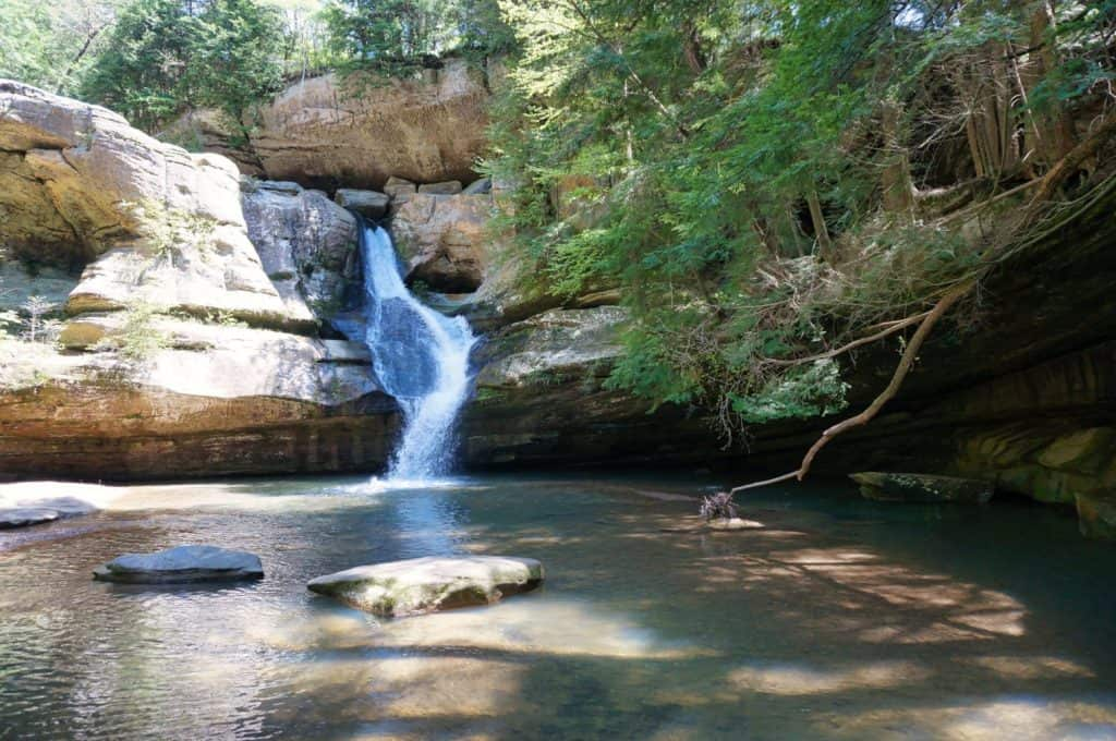 Things to do in the Hocking Hills - Cedar Falls