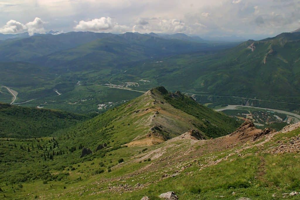 Denali - Sugarloaf Mountain