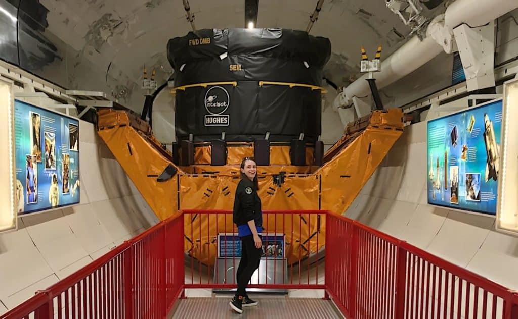 3 Days in Houston - Space Center Houston