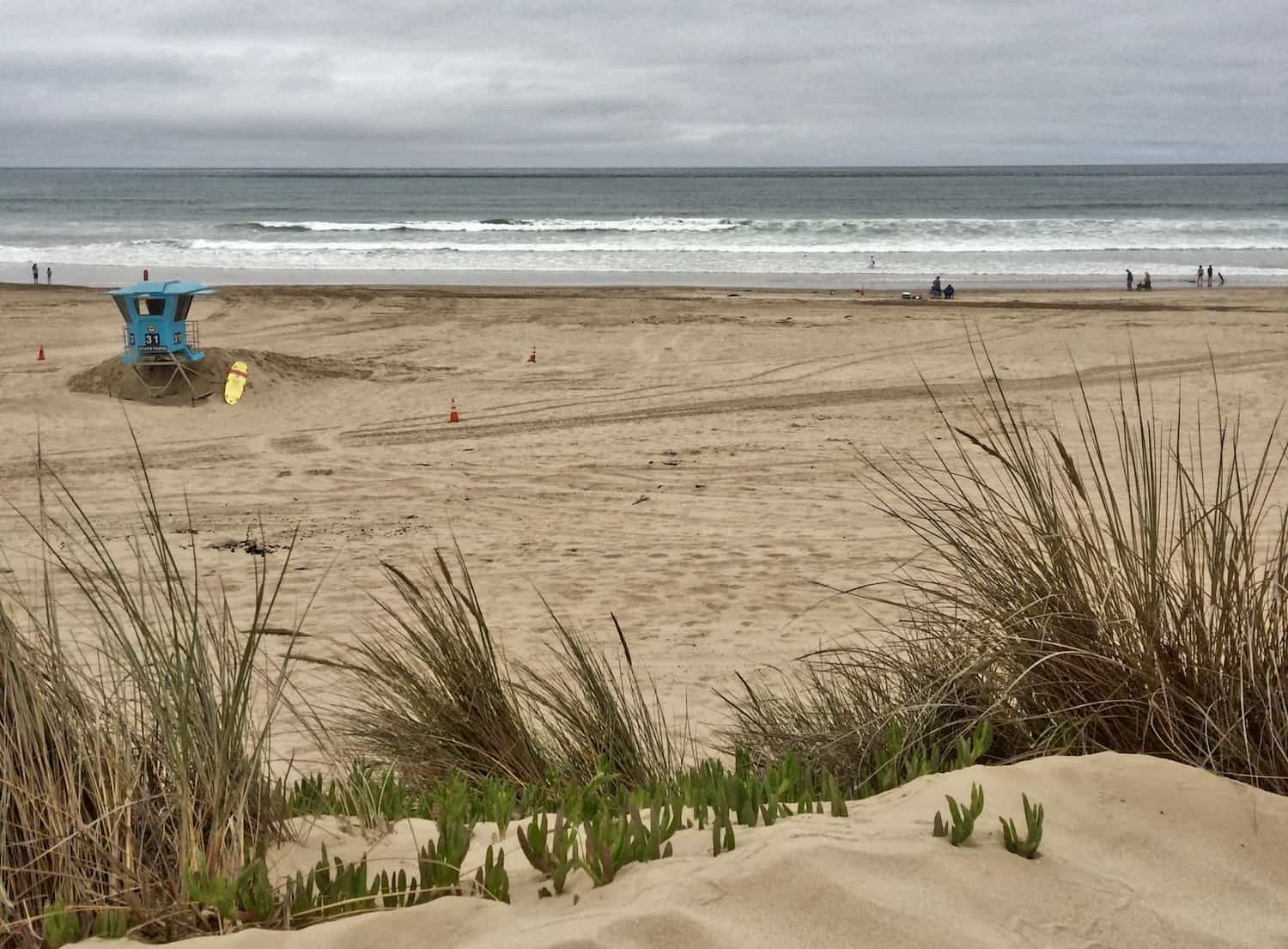 Calfornia Coast Road Trip - Pismo Beach
