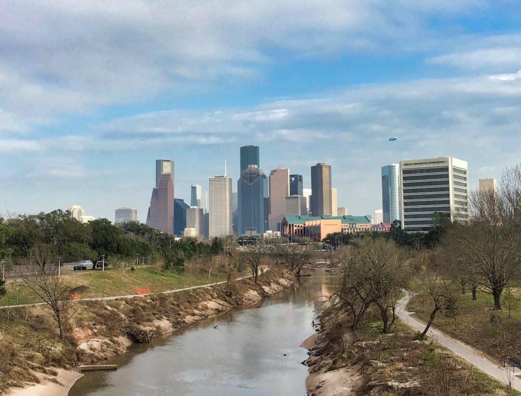 What to Do in Houston: Buffalo Bayou Park