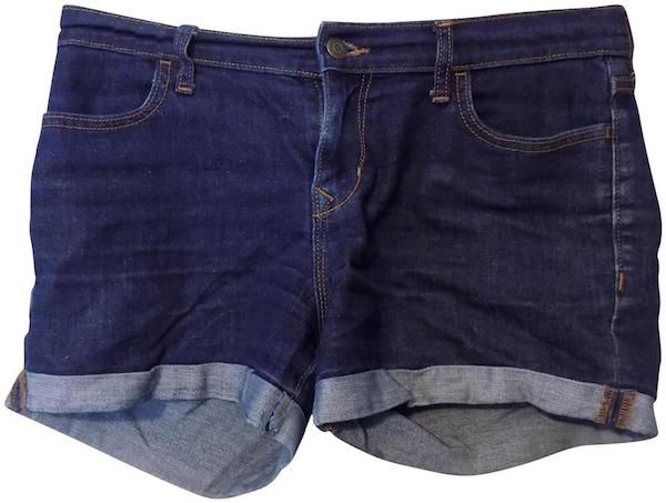 Weekend Packing List - Old Navy Shorts