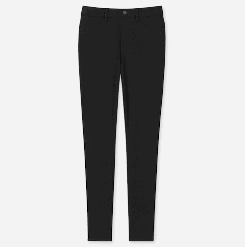 Pack for Alaska in Winter - Uniqlo Legging Pants