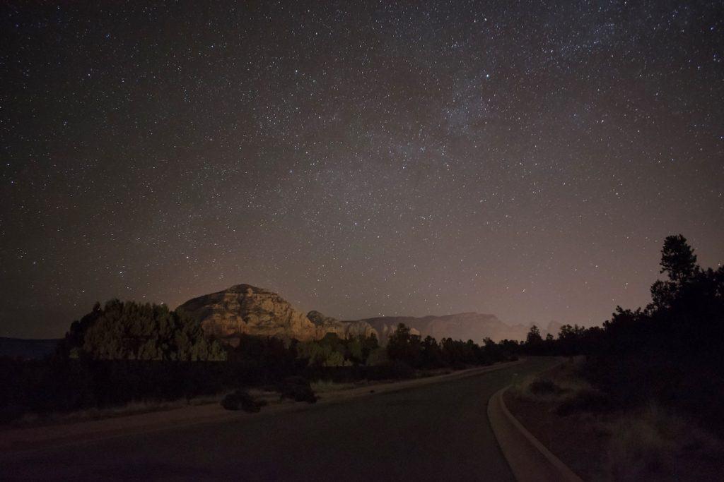 Weekend in Sedona - Stargazing