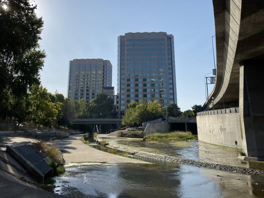 San Jose - Guadalupe River Trail