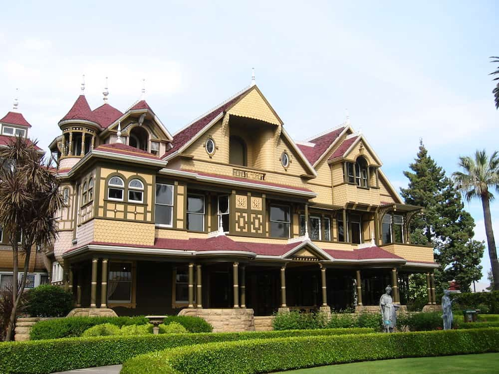 San Jose Weekend - Winchester Mystery House - Julie Markee via Flickr