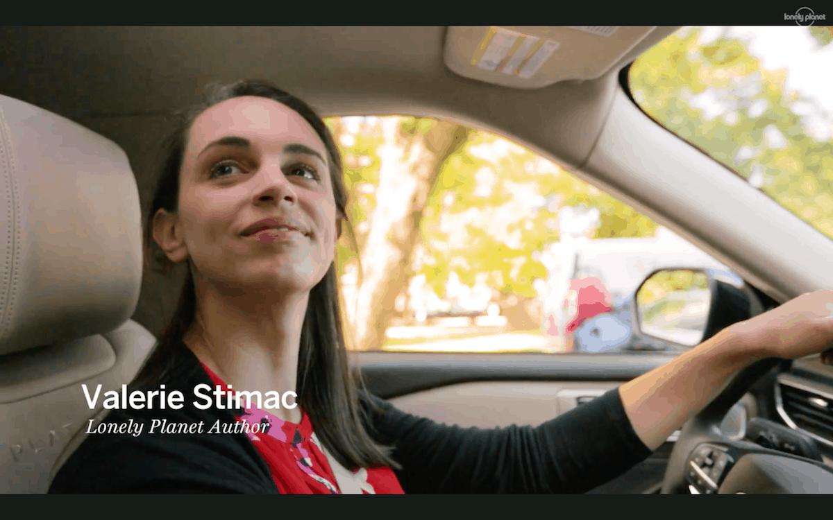 Blogging Lessons - Boston Video Project