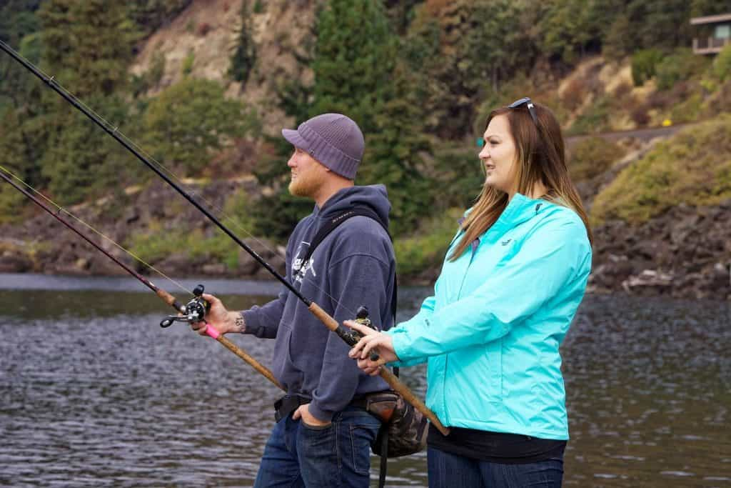 Juneau Cruise Excursions - Fly Fishing