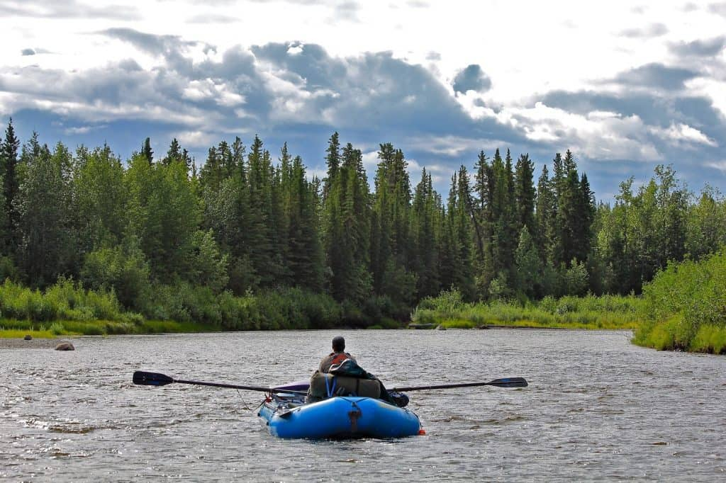Juneau Cruise Excursions - River Float