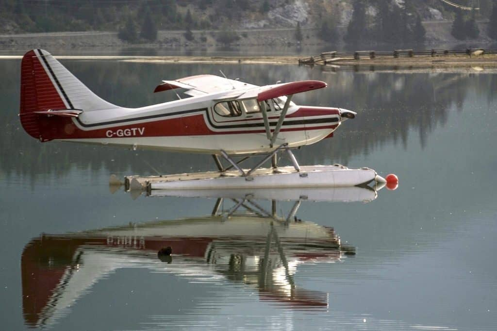 Juneau Cruise Excursions - Seaplane Flight