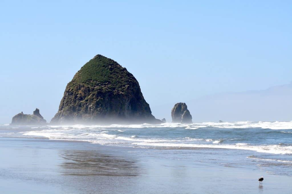Pacific Coast Highway - Haystack Rock