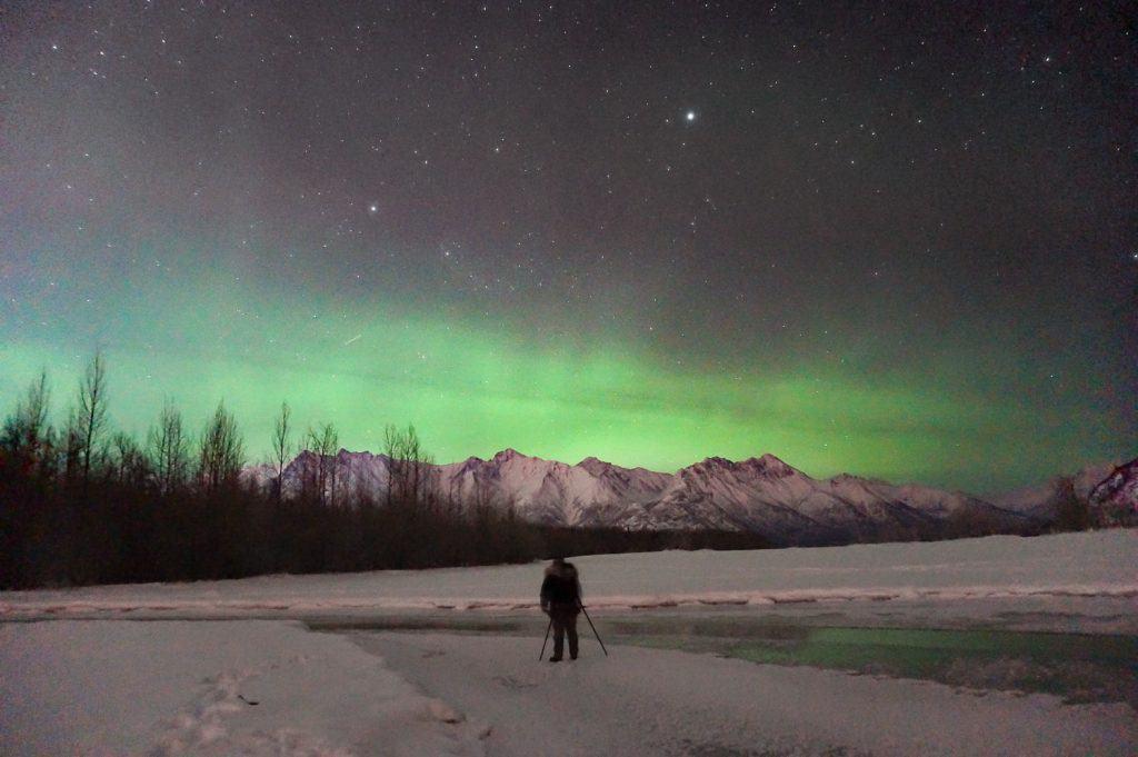 Alaska Aurora - Anchorage