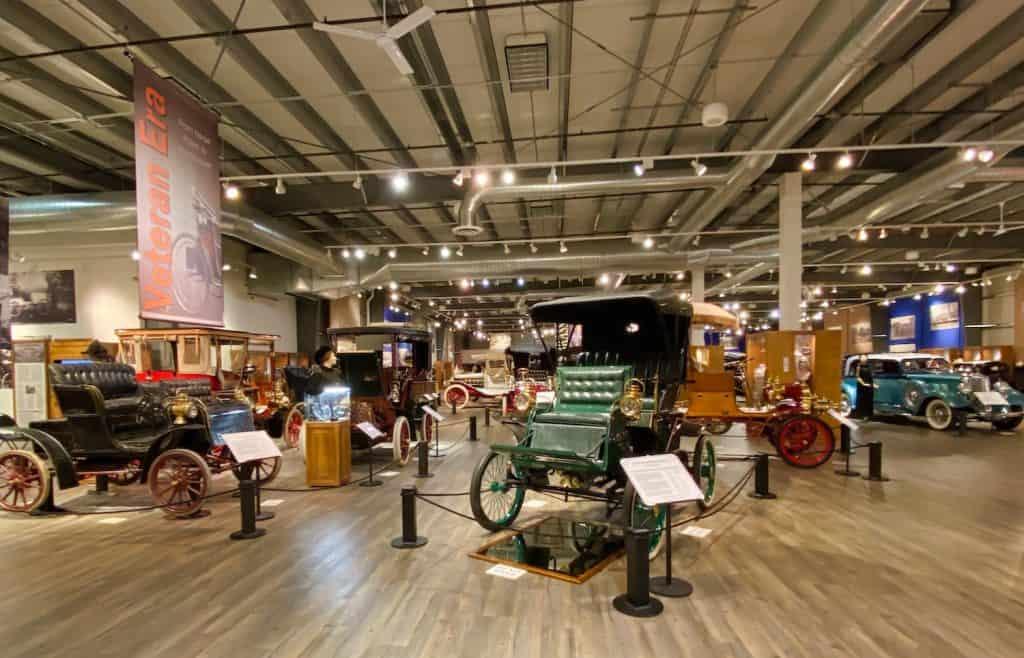 Fairbanks - Antique Auto Museum