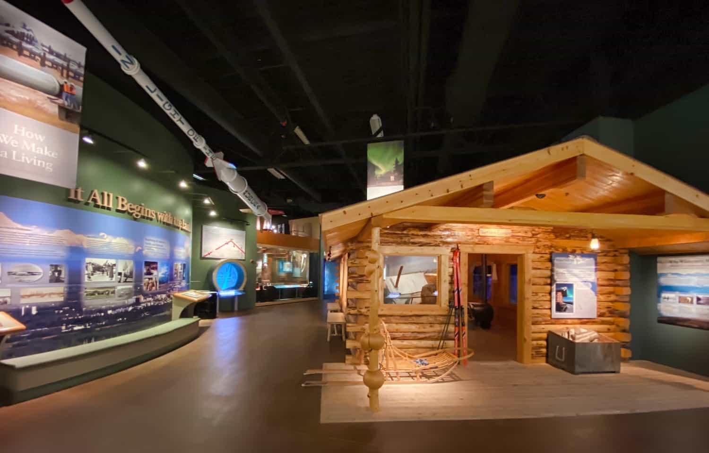 Fairbanks - Morris Thompson Cultural Center