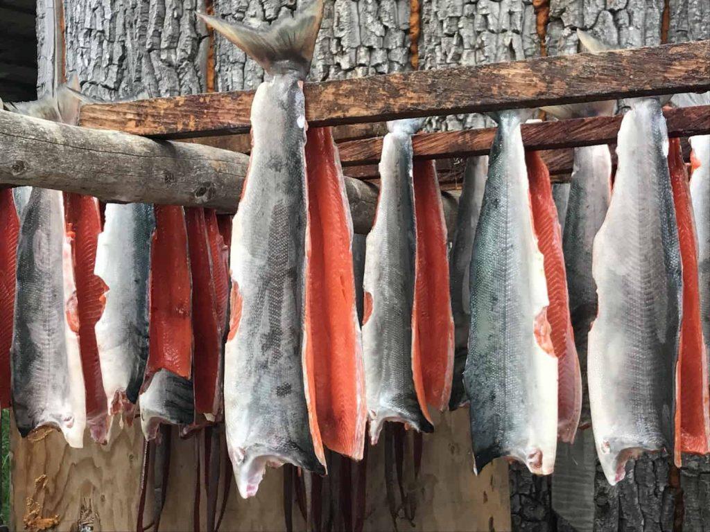 Skagway Cruise Excursions - Smoked Salmon