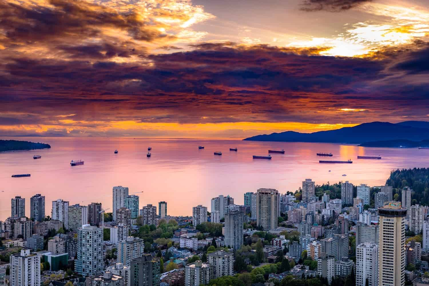 Vancouver Cruise Excursions Hero
