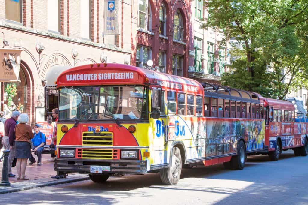 Vancouver Cruise Excursions - Hop-on Bus Tour - Mark Morgan via Flickr