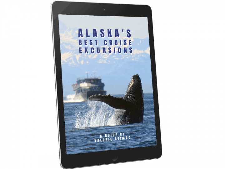 Alaska eBook:<br> The Best Cruise Excursions
