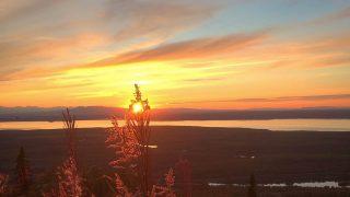 Alaska in Autumn Featured